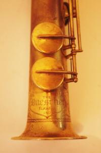 1926 Buescher Soprano Sax